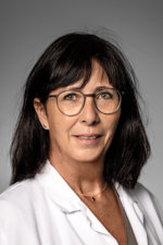 Dr. pharm. Evelyne Gyr Klaas